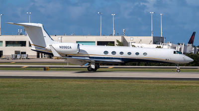 N996GA - Gulfstream G-V - United States - Department of Justice (DOJ)