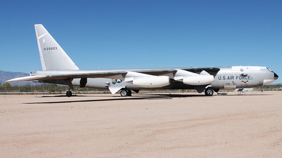 52-0003 - Boeing NB-52A Stratofortress - United States - US Air Force (USAF)