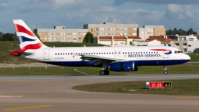A picture of GEUYM - Airbus A320232 - British Airways - © Rui Marques