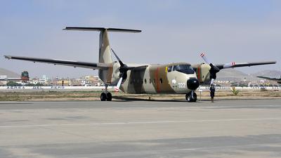 FAP322 - De Havilland Canada CC-115 Buffalo - Perú - Air Force