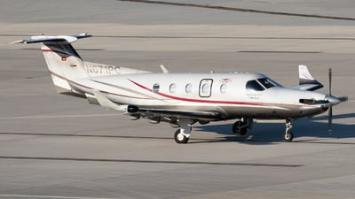 A picture of N671PC - Pilatus PC12/45 - [671] - © Luke Ayers