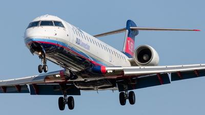 JA11RJ - Bombardier CRJ-702ER - Ibex Airlines