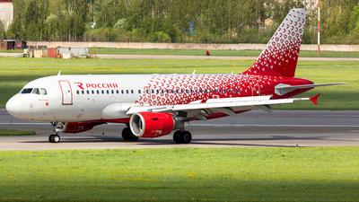 A picture of VQBAR - Airbus A319111 - Rossiya - © Sardor Durumov