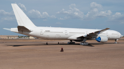 N638BC - Boeing 777-312 - Boeing Company