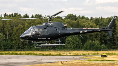 SE-JPF - Aérospatiale AS 350B2 Ecureuil - HeliAir Sweden