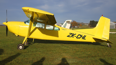 ZK-CHL - Cessna 185C Skywagon - Private