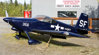 N749ER - Vans RV-7 - Private