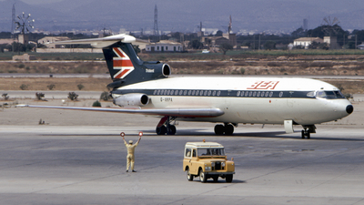 G-ARPA - Hawker Siddeley HS-121 Trident 1 - British European Airways (BEA)