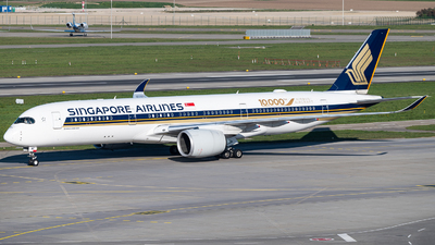 A picture of 9VSMF - Airbus A350941 - Singapore Airlines - © Christian Kruhl