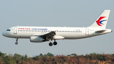 B-6716 - Airbus A320-232 - China Eastern Airlines