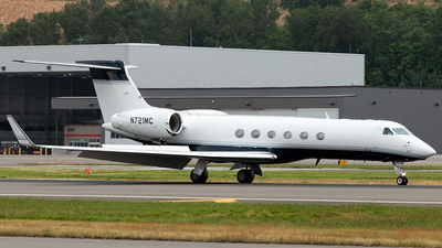 N721MC - Gulfstream G-V - Private