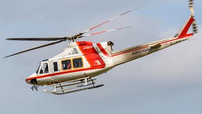 JA6929 - Bell 412EP - Aero Asahi