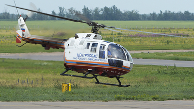 RF-32761 - MBB Bo105CBS-5 - Russia - Ministry for Emergency Situations (MChS)