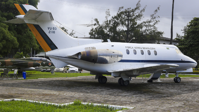 FAB2118 - Hawker Siddeley HS-125-400A - Brazil - Air Force