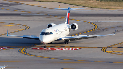 N910EV - Bombardier CRJ-200ER - Delta Connection (SkyWest Airlines)