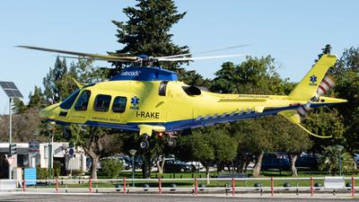 I-RAKE - Agusta A109S Grand - Inaer