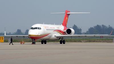 B-3321 - COMAC ARJ21-700 - Chengdu Airlines