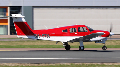 OH-PYM - Piper PA-28RT-201T Turbo Arrow IV - Private