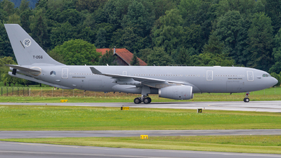 T-056 - Airbus KC-30M - Netherlands - Royal Air Force