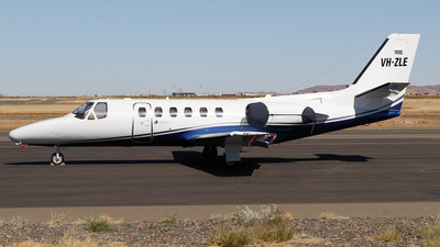 VH-ZLE - Cessna 550 Citation II - Aspen Medical