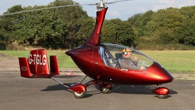 G-TGLG - Rotorsport UK Calidus - Private