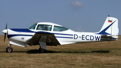 D-ECDW - Aero Commander 200D - Private