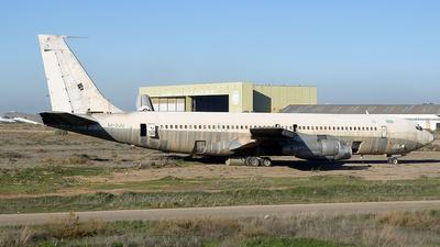 5A-DJU - Boeing 707-351C - Libyan Arab Airlines