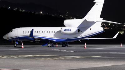 N107KG - Dassault Falcon 7X - Private