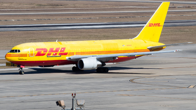 A picture of N659GT - Boeing 767281(BDSF) - DHL - © DreamRiser