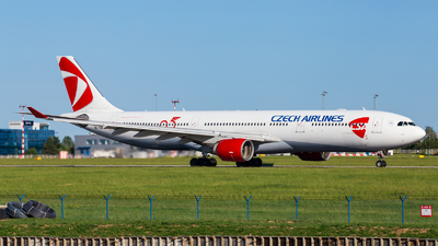 OK-YBA - Airbus A330-323 - CSA Czech Airlines