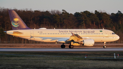 A picture of HZASE - Airbus A320214 - Saudia - © JonathanK