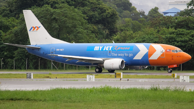 A picture of 9MNET - Boeing 7373Z0(SF) -  - © Kody Chin