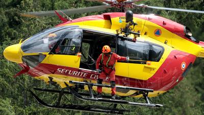 F-ZBPT - Eurocopter EC 145 - France - Sécurité Civile