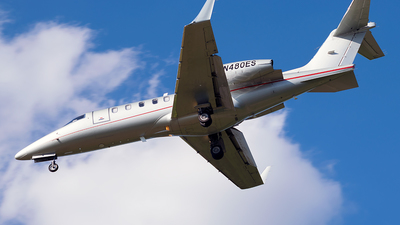 N480ES - Bombardier Learjet 45 - Private