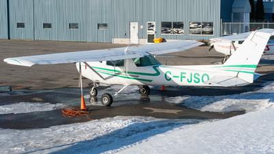 C-FJSO - Cessna 152 - CFAQ Centre de formation aéronautique de Québec