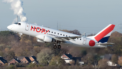 F-HBXC - Embraer 170-100STD - HOP! for Air France