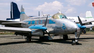 ZS-BCC - De Havilland DH-104 Dove - South African Airways