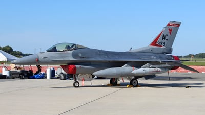 86-0333 - General Dynamics F-16C Fighting Falcon - United States - US Air Force (USAF)