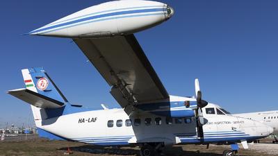HA-LAF - LET L-410UVP-E8A Turbolet - Budapest Air Service