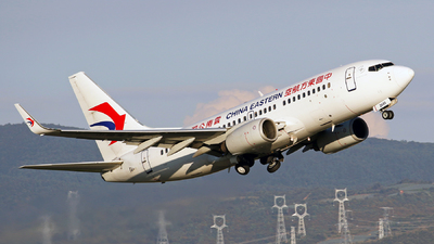 B-2640 - Boeing 737-7W0 - China Eastern Airlines