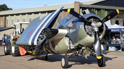 G-RUMW - General Motors FM-2 Wildcat - Private