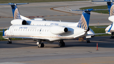 A picture of N16170 - Embraer ERJ145XR - United Airlines - © Davin Amy