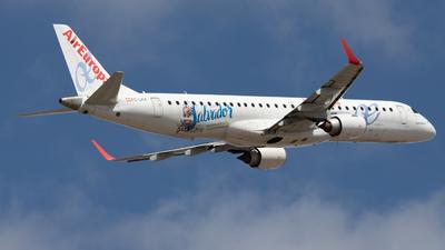 A picture of ECLKX - Embraer E195LR - Air Europa - © Thomas A. Ferreira