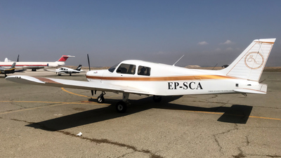 EP-SCA - Piper PA-28-161 Cadet - Parsis Aviation Training Center (PATC)