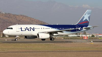 CC-BJC - Airbus A320-232 - LAN Airlines
