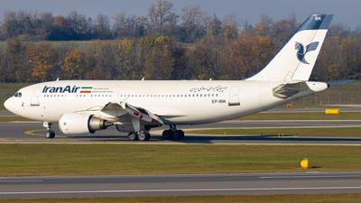 A picture of EPIBK - Airbus A310304 - Iran Air - © Alexander Jeglitsch