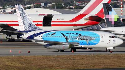 HR-MRZ - Boeing 737-2Y5(Adv) - AVIATSA Aviación Tecnológica