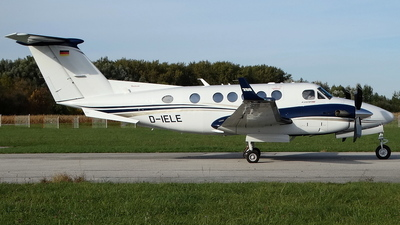 D-IELE - Beechcraft B200GT King Air 250 - Private