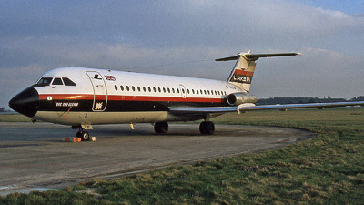 G-AVBW - British Aircraft Corporation BAC 1-11 Series 320AZ - Laker Airways