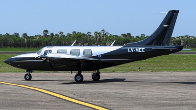 LV-MEE - Ted Smith Aerostar 601P - Private